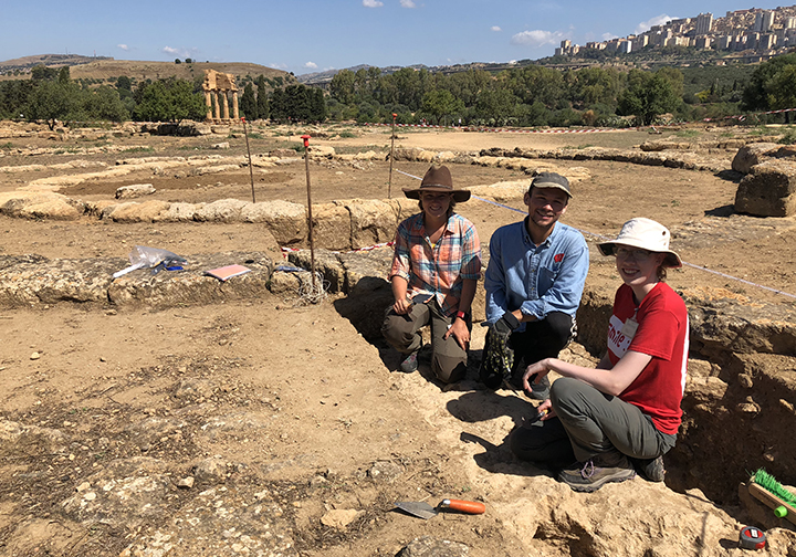 UW-Madison students make discoveries, explore Italy in