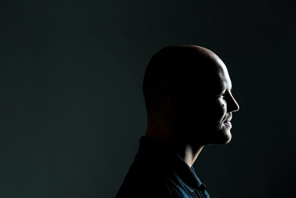 Photo: Profile portrait of Chris Borland