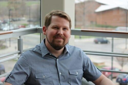 Photo: Portrait of Jason Peters