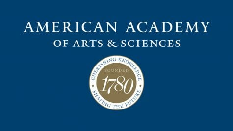 Image: logo of hte American Academy