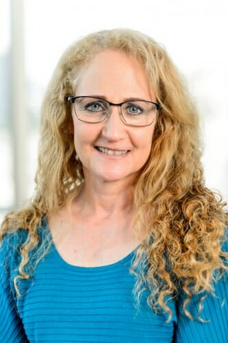 Photo: Portrait of Jo Handelsman