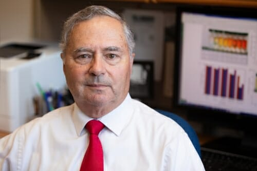 Chemical catalysis pioneer James Dumesic wins international energy prize 3
