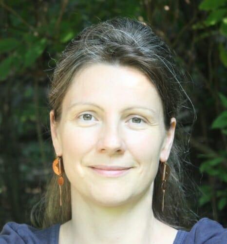 Photo: Portrait of Cécile Ané