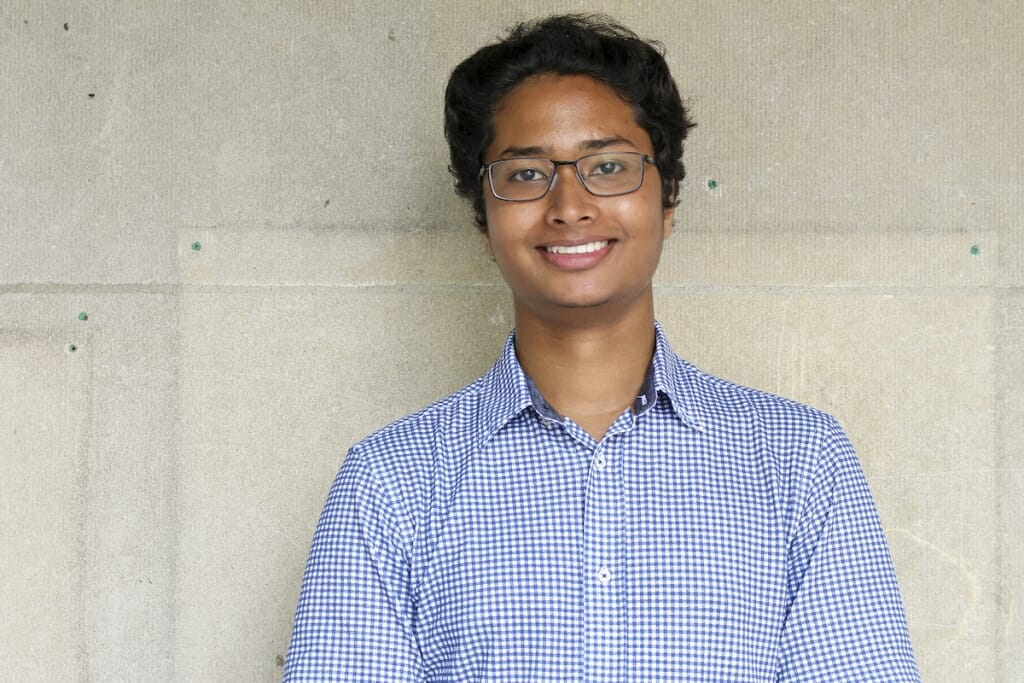 Photo: Portrait of Manohar