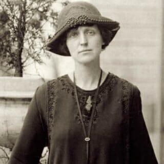 Margaret H'Doubler, circa 1916.