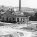 """A lead and zinc mine near Dodgeville, Wisconsin, in 1945, long after Wisconsin's lead and zinc mines outgrew """"pick and shovel"""" scale."""