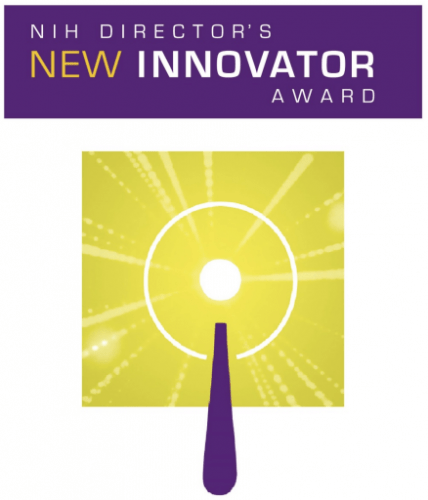 Graphic: New Innovator Award logo