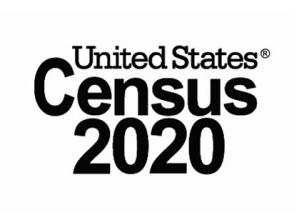 Logo: United States Census 2020