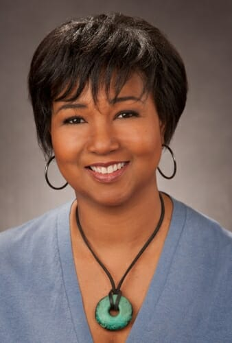 Photo: Portrait of Dr. Mae C. Jemison