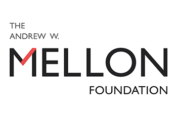 "Mellon Foundation logo, consisting of the words ""Andrew W. Mellon Foundation"""