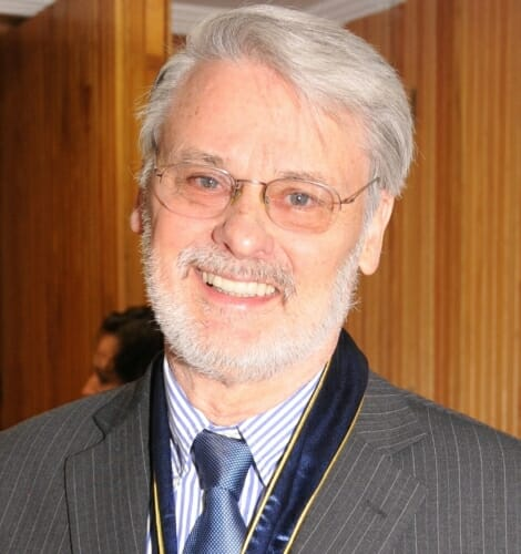 Portrait of Michael G. Moore