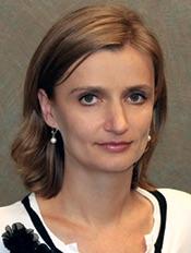 Portrait of Izabela Szlufarska