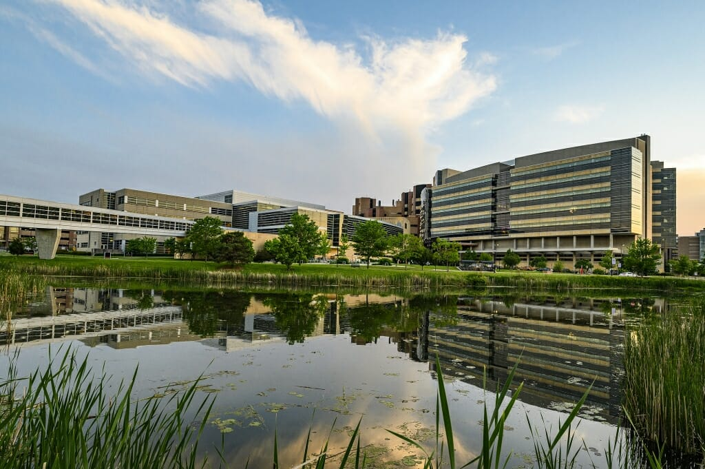 The Health Sciences Learning Center and the  Wisconsin Institutes for Medical Research.