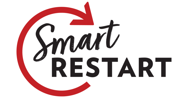 Smart Restart logo links to Smart Restart website