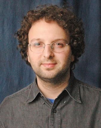 Portrait of Mikhail Kats