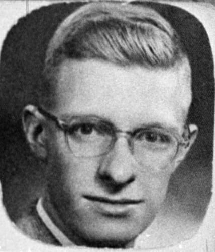 Portrait of Robert Fassnacht