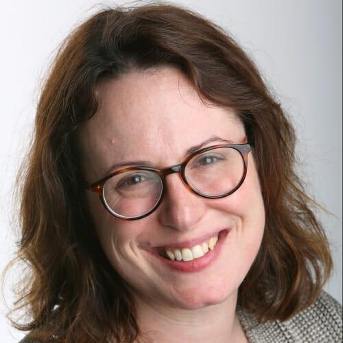Portrait of Maggie Haberman
