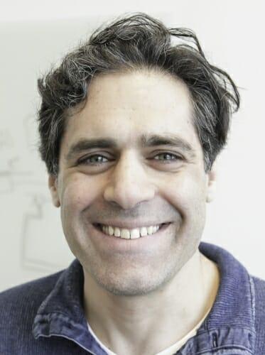 Portrait of Aviad Hai