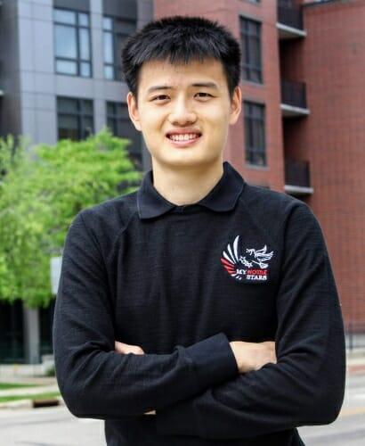 Portrait of Anson Liow