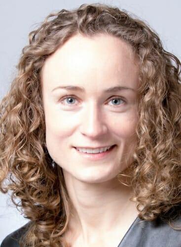 Portrait of Fanny Moffette