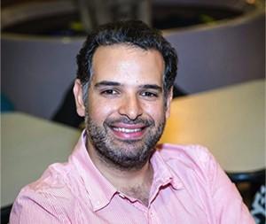 Portrait of Ahmed Mahmoud