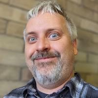 Portrait of Jay Scholz