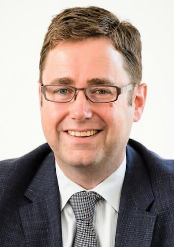 Portrait of Laurent Heller