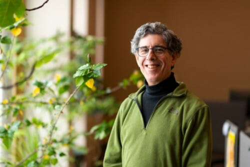 Portrait of Richard Davidson