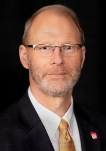 Portrait of Rob Cramer