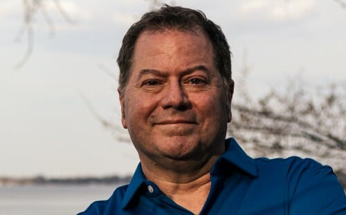 Portrait of Seth Pollak