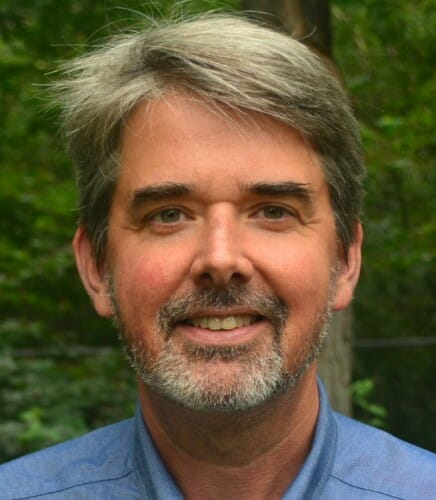 Portrait of Adrian Treves