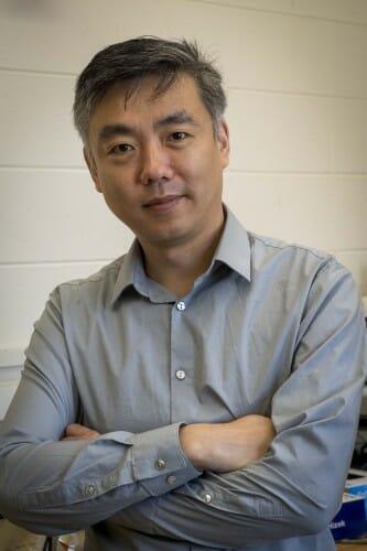 Portrait of Xudong Wang