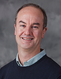 Portrait of Michael Ferris