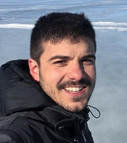 Portrait of Guilherme Gainett