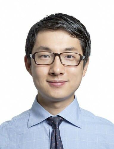 Portrait of Shuang Zhao
