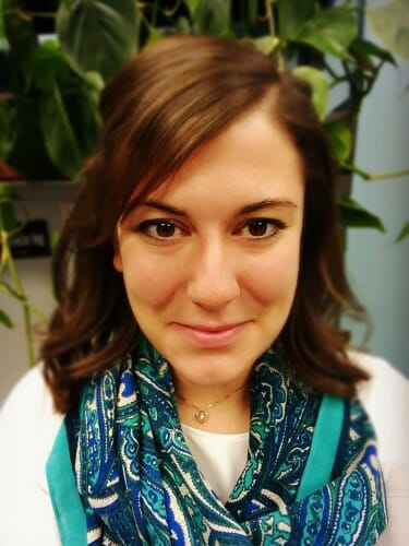 Portrait of Grace Wilkinson