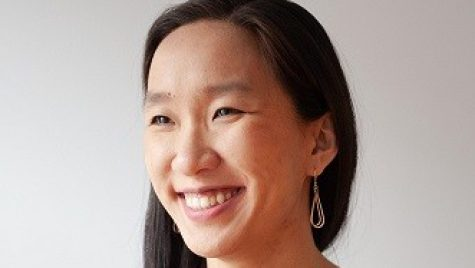 Portrait of Caroline Chen