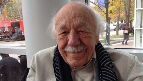 Portrait of Willy Haeberli