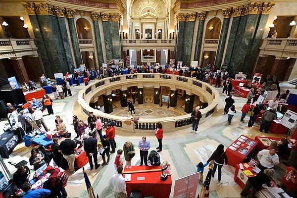 Photo: Capitol rotunda