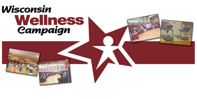 Graphic: Logo for Wisconsin Wellness Campaign