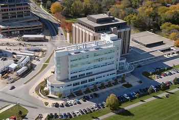 Photo: Aerial view of Waisman Center