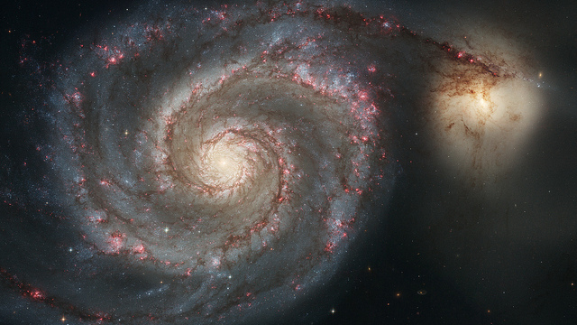 Photo: Whirlpool Galaxy