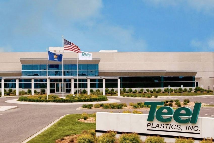 Photo: Teel Plastics headquarters