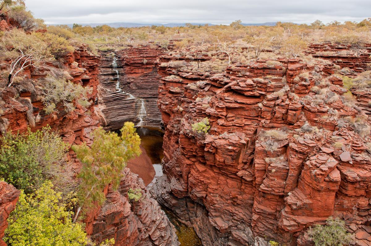 Photo: Rocks in Australia