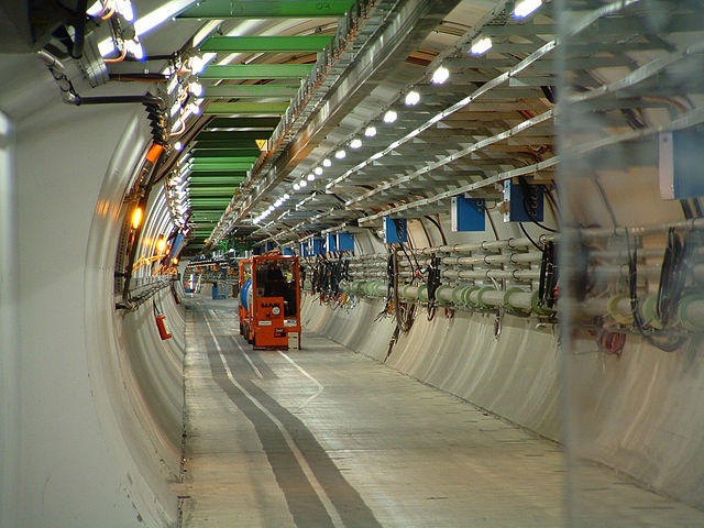 Photo: Large Hadron Collider