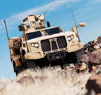 Photo: Joint Light Tactical Vehicle