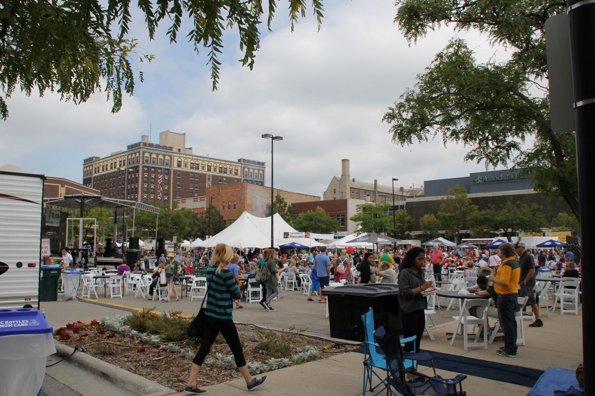 Photo: Artstreet festival