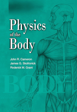 Photo: Medical physics book cover