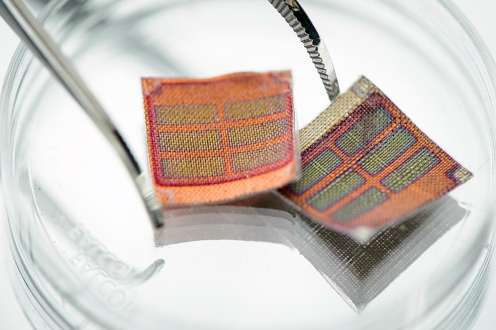 Solar textile