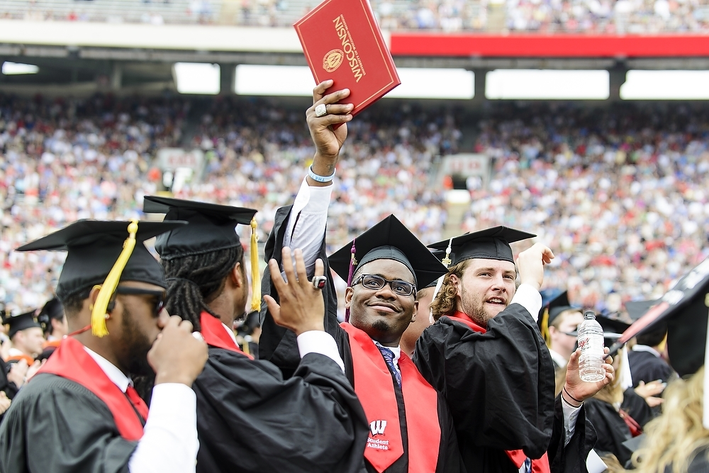 Madison Native And Uw Grad Who Was >> New Report Shows Improved Graduation Rates At Uw Madison